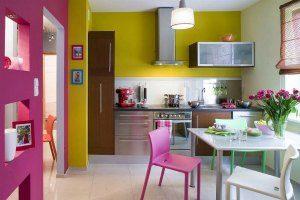 Какой выбрать цвет для кухни: советы по выбору