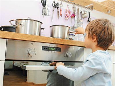 Безопасность детей на кухне