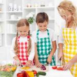 Как сшить фартук для кухни своими руками: выкройки