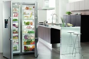 Чем быстро отмыть холодильник