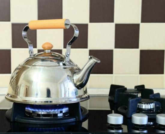 Как очистить чайник из нержавейки от накипи