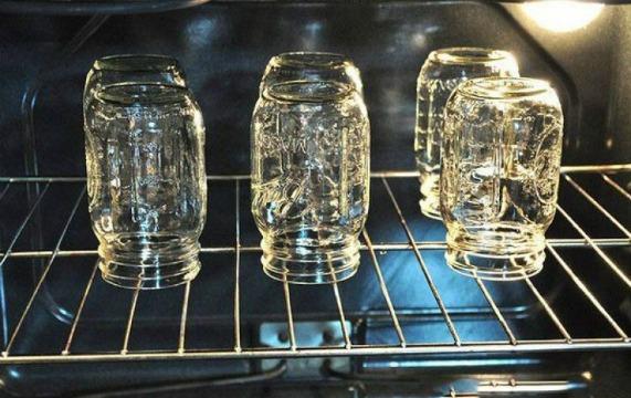 Как правильно стерилизовать банки в духовке