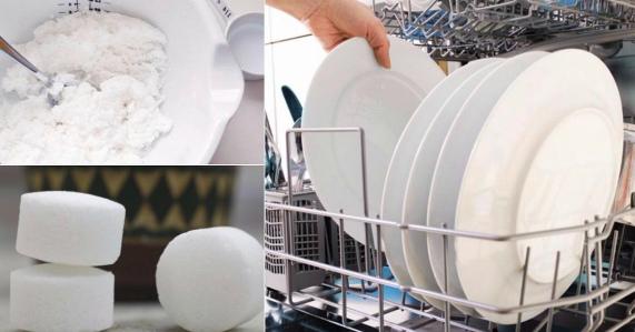 Таблетки своими руками для посудомоечной машины