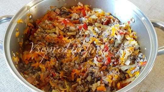 Грибная солянка на зиму рецепт с фото