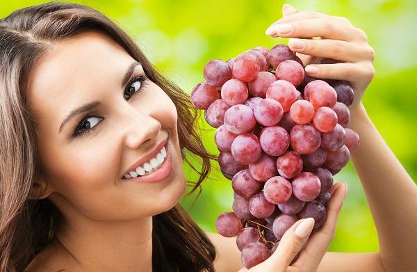Польза винограда для организма взрослых и детей