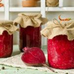 Заправка для борща из свеклы на зиму — рецепты