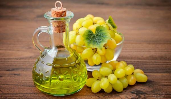 Масло виноградных косточек – полезные свойства