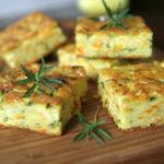 Запеканка из кабачков в духовке — рецепты с фото