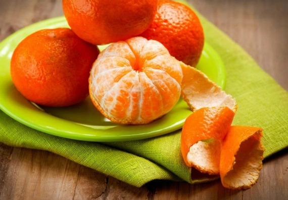 Корки мандаринов - польза и применение
