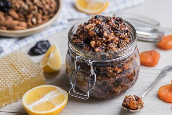 Витаминная смесь с черносливом для иммунитета
