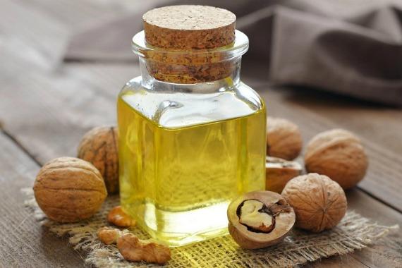 Масло грецкого ореха - полезные свойства
