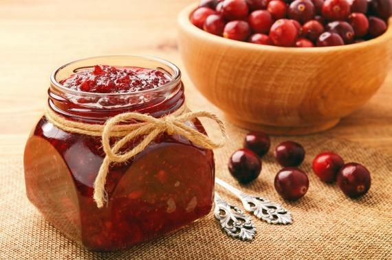 Клюква с медом - полезные рецепты