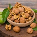Грецкие орехи: польза и вред для организма