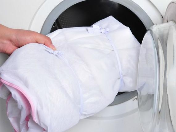 Отбеливание в стиральной машинке