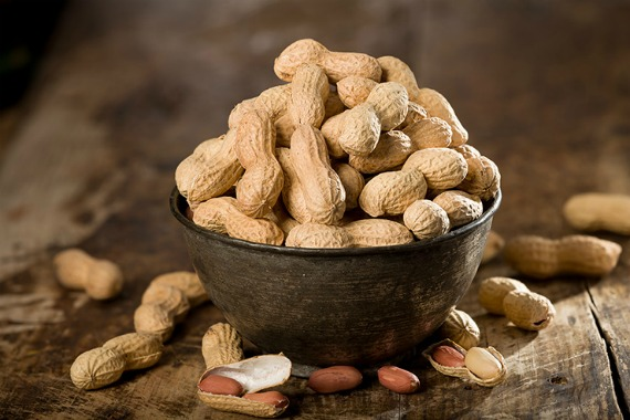 Орех арахис - сколько нужно съесть в день