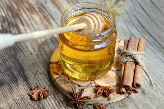 Корица с медом - польза