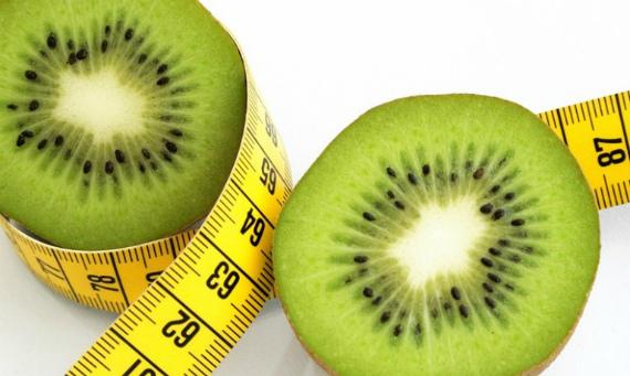 Употребление киви при похудении