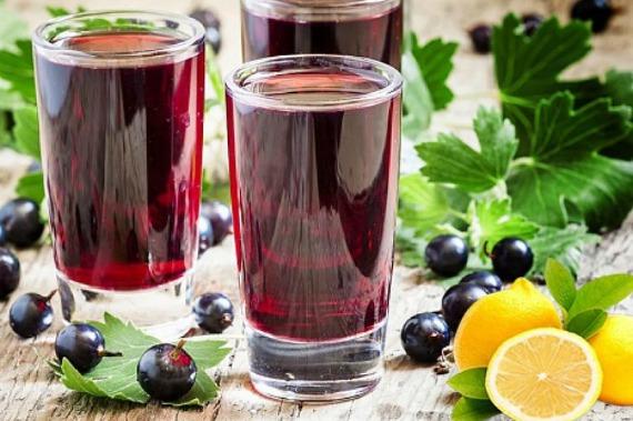 Витаминный морс рецепт