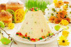 Пасха творожная - 8 вкусных и простых рецептов с фото пошагово