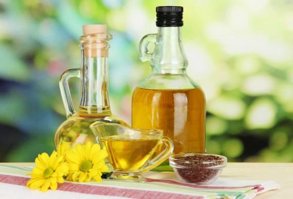 Применение льняного масла в лечебных целях