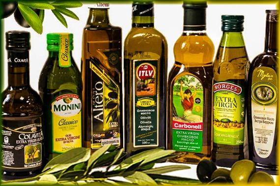 Выбор и хранение оливкового масла
