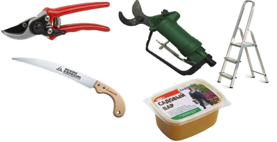 Какие инструменты использовать для обрезки