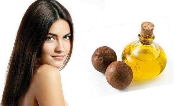 Орехи макадамия в косметологии