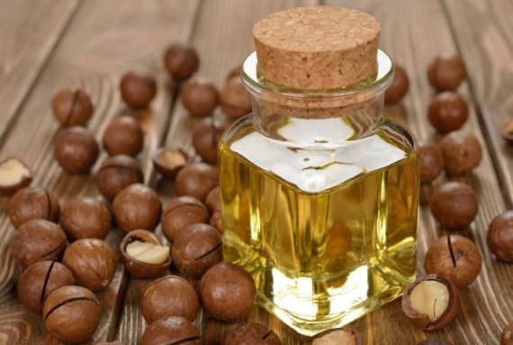 Применение масла макадамского ореха