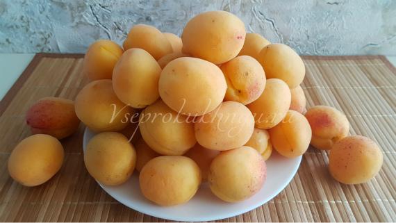 Этапы приготовления абрикосового варенья