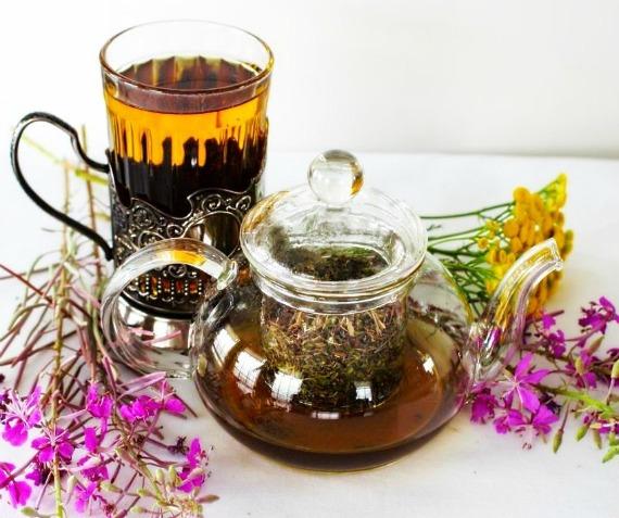 Рецепты приготовления чая