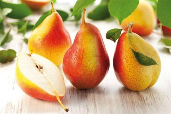 Пищевая ценность и калорийность груш