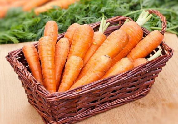 Польза от употребления моркови для мужчин