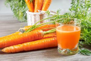 Польза сырой моркови