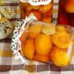 Абрикосы в сиропе на зиму: рецепт без стерилизации