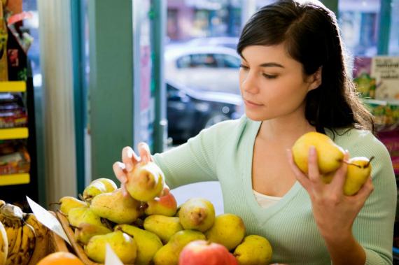 Польза груш для организма женщины