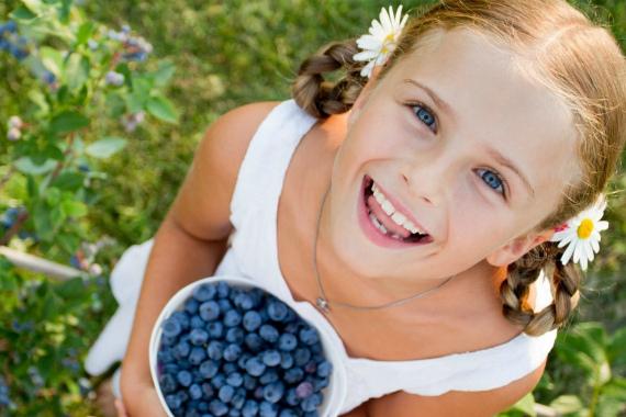 С какого возраста можно давать ягоду детям