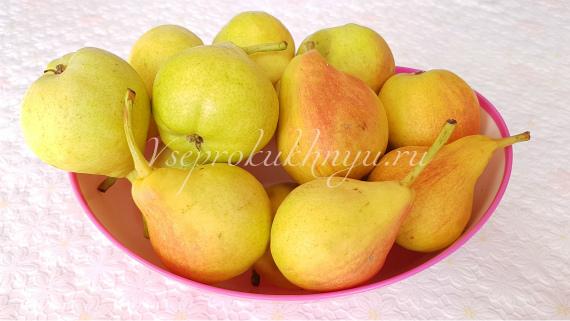 Подготовка плодов и советы по приготовлению