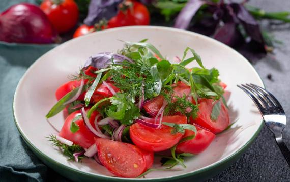 Что можно приготовить из томатов: рецепты
