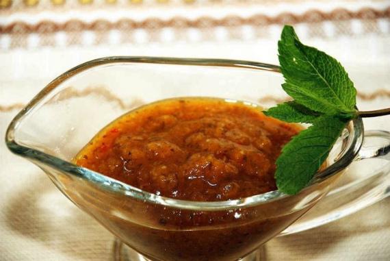 Рецепт соуса из облепихи на зиму