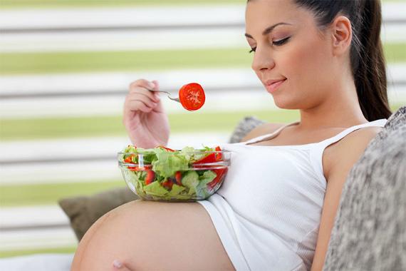 Польза томатов при беременности