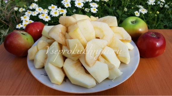 Пюре из облепихи с яблоком на зиму шаг 3