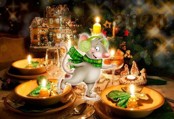 Что можно и что нельзя готовить на Новый 2020 год Крысы