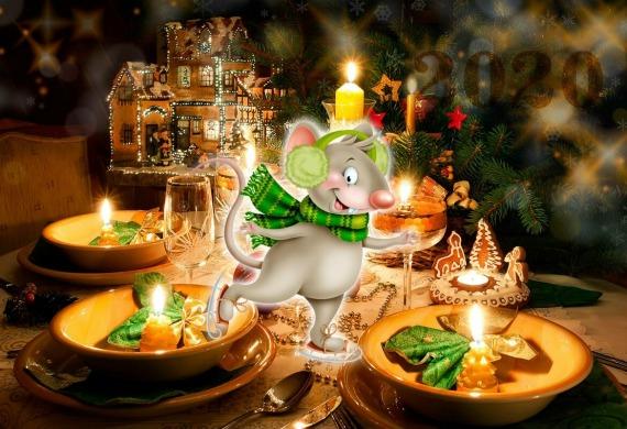 Что нельзя готовить на праздничный стол в год Крысы