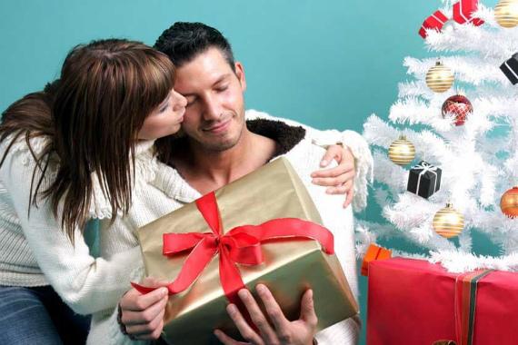 Новогодние подарки для второй половинки