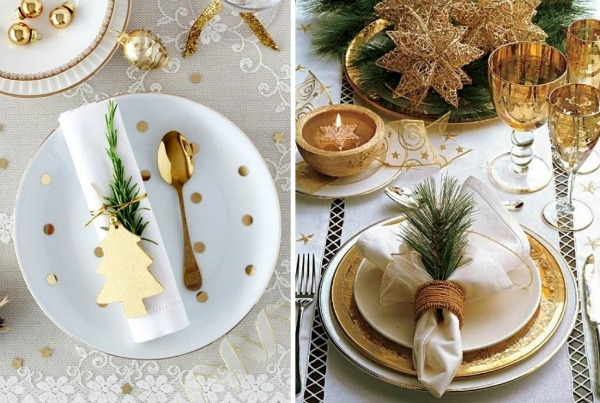 Текстиль для новогоднего стола