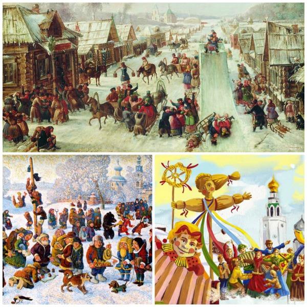 Как зародилась Масленица, история праздника