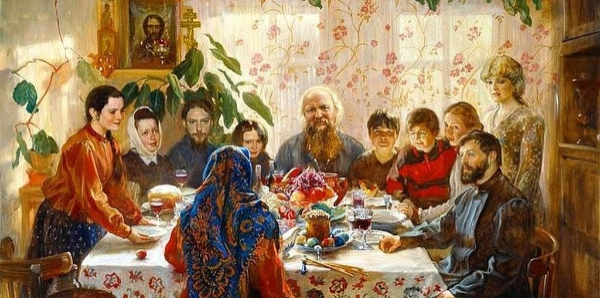 История праздника Святой Пасхи